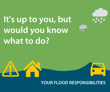 Flood Responsibilities Campaign